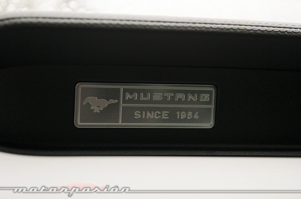 Foto de Ford Mustang 2015, toma de contacto (17/26)
