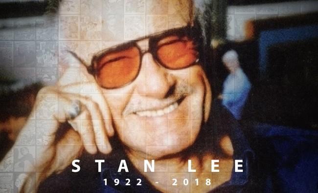 Marvel se despide de Stan Lee con un emotivo vídeo tributo