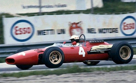 Mike Parkes GP Italia F1 1966