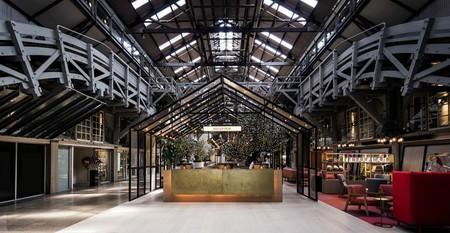 Restaurantes en viejos espacios industriales