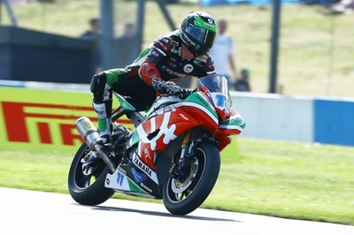 Superbikes Alemania 2013: Sam Lowes derecho a por el mundial de Supersport