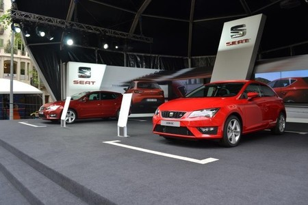 SEAT León SC: 'Test drives' para todos los públicos en Barcelona y Madrid
