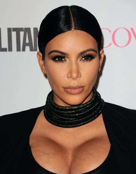 Dia De Lluvia Os Proponemos 7 Peinados Inspirados En Kim Kardashian