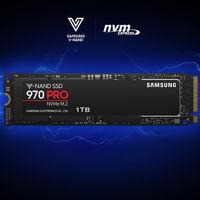 Samsung 970 PRO y EVO: 3500 MB/s de lectura y 2700 MB/s de escritura para las nuevas SSD de Samsung