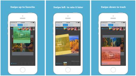 Cleen: es hora de hacer limpieza en tu carrete fotográfico de iOS