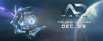 AD2460 abre la galaxia para fanáticos de juegos de estrategia y ciencia ficción