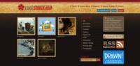 Cool showcase, sencillo y elegante portafolios online para artistas gráficos