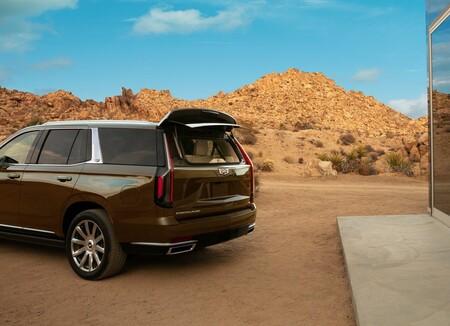 Cadillac Escalade 2021 Precio versiones y equipamiento en México 12