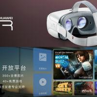 Huawei se une a la moda de los visores de realidad virtual