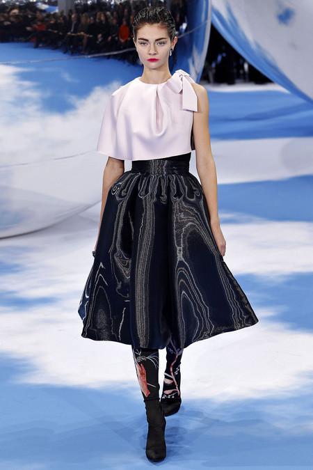 Tendencias Otoño-Invierno 2013/2014: estilo lady con faldas fifties