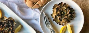 Siete recetas con alcachofas, fáciles y deliciosas, para picotear este finde