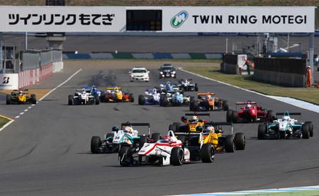 Nobuharu Matsushita reivindica la fuerza de Honda en la Fórmula 3 japonesa con un fin de semana perfecto