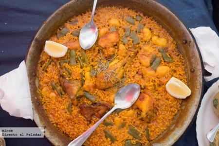 Paella Valencia 1
