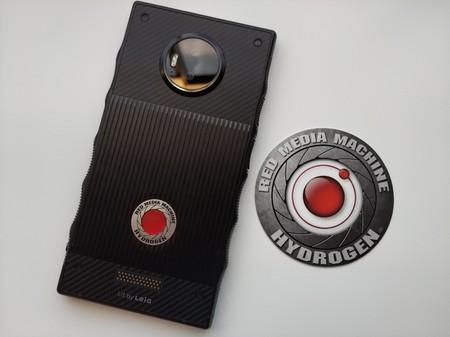 Red Hydrogen One Prueba Camara 3