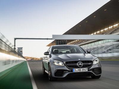 Mercedes-AMG E 63 4Matic+ y E 63 S 4Matic+: el Clase E más potente de todos los tiempos tiene hasta modo drift