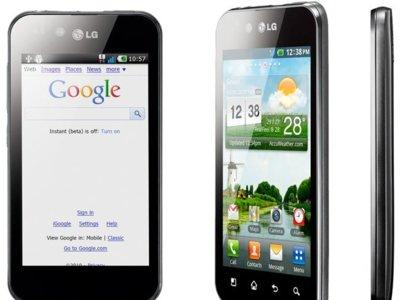 El LG Optimus Black llegará este mes a Europa