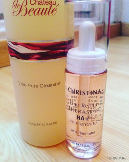 Ponemos a prueba el nuevo serum y limpiador de Christina Cosmetics, pura cosmética natural