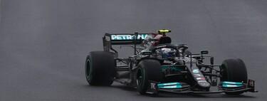 Valtteri Bottas lidera la revolución de los escuderos, Max Verstappen vuelve a ser líder y más mala suerte para Fernando Alonso