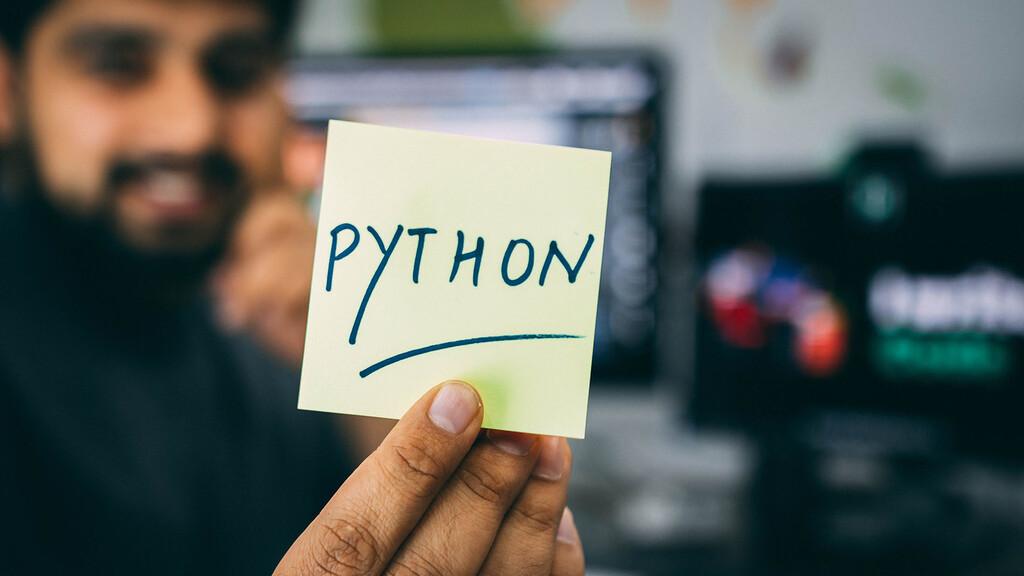 Python coronado como el lenguaje de programación de 2020 según el índice TIOBE