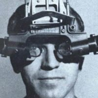 Estos fueron los primeros cascos de realidad virtual y son de 1968