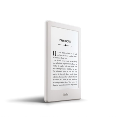 Amazon Kindle 2016 Blanco