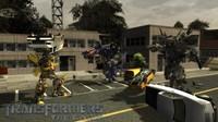Más capturas de Transformers: The Game