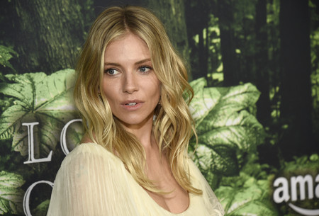 celebrities rubio pelirrojo melena cabello pelo Sienna Miller