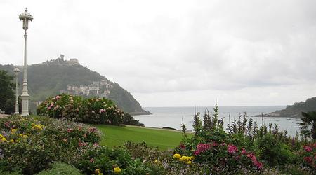 El Palacio y los jardines de Miramar (San Sebastián)