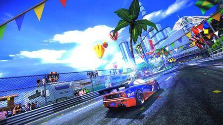 'The 90's Arcade Racer' está cerca de su objetivo y lo celebra con nuevas imágenes