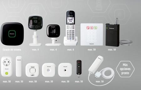 Accesorios Smarthome Panasonic