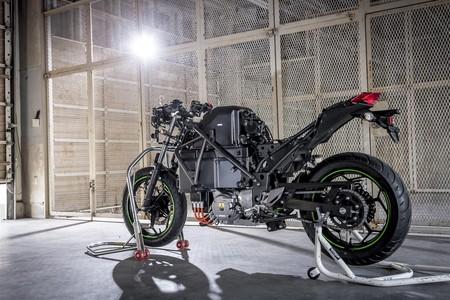 Kawasaki Prototipo Electrico 3