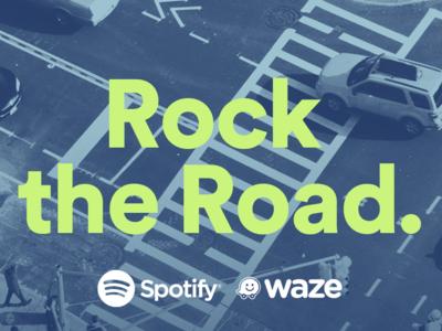 Finalmente, Spotify se integra a Waze en los dispositivos iOS