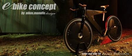 e-Bike concept Nikos Manafis