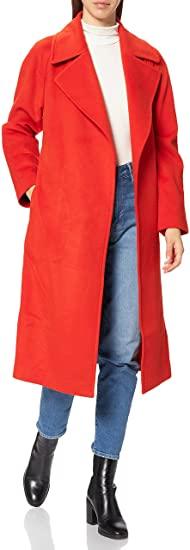 GANT D1. Wool Blend Belted Coat para Mujer