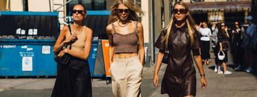 Nueve camisetas y tops de tirantes para mujer con los que dar la bienvenida al verano