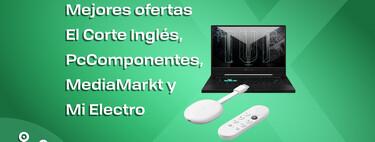 16 ofertas de El Corte Inglés, PcComponentes, MediaMarkt y Mi Electro que son mejores que las de Amazon Prime Day