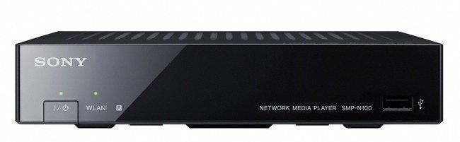 Sony N100 streaming de contenido