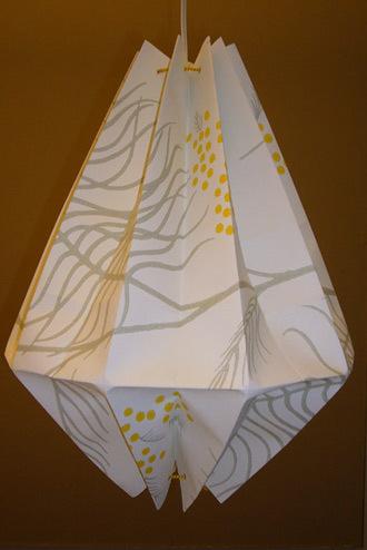 Hazlo tú mismo: Lámpara de papel