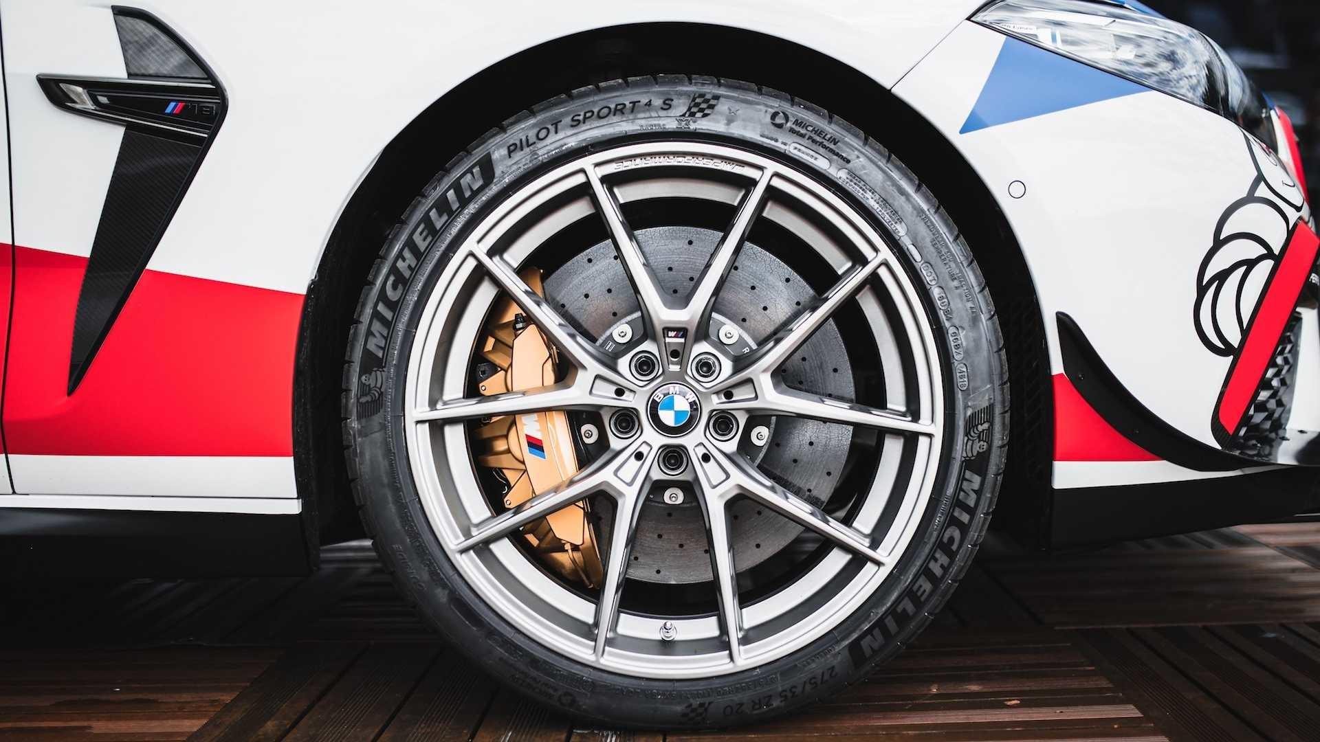 Foto de BMW M8 MotoGP Safety Car (6/8)