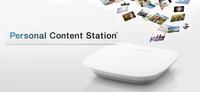Personal Content Station, el centro de almacenamiento de Sony
