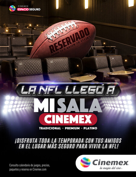Estadio Cinemex
