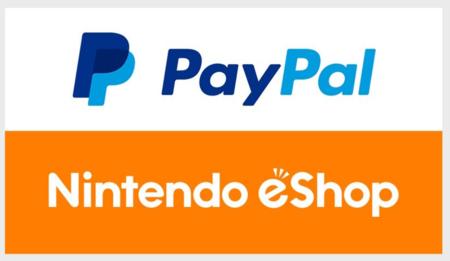 Ya puedes usar Paypal en la eShop de Switch, 3DS, Wii U ... y la web de Nintendo
