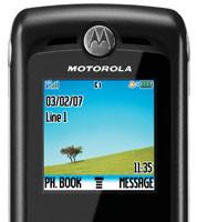 Motorola actualiza su gama básica