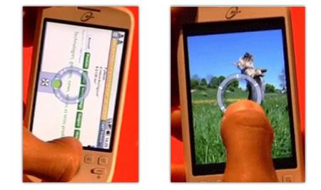 Grabación de vídeo y zoom circular en Android, gracias a Cupcake