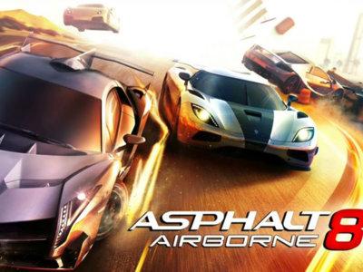 Asphalt 8: Airborne se actualiza con nuevo contenido en la Tienda de Windows