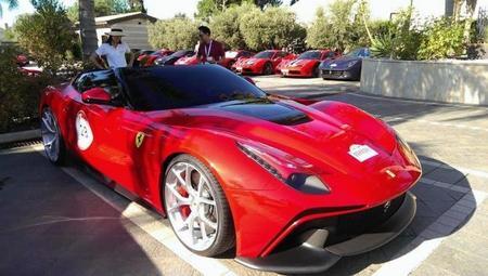 Patenta Ferrari  nueva tecnología de dirección electrónica