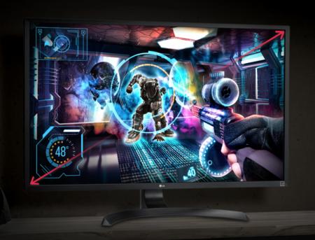 Lo mejor de las ofertas de primavera de Amazon: monitor de 32 pulgadas 4K de LG por 335 euros