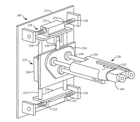Coche Electrico Enchufe Patente Apple