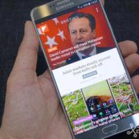 Galaxy Note 5 y S6 Edge Plus, probamos los smartphones más potentes de Samsung (con vídeo)