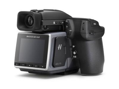 Hasselblad H6D-400c MS, nueva cámara de formato medio que, vía multidisparo, promete fotos con una resolución de 400 megapíxeles